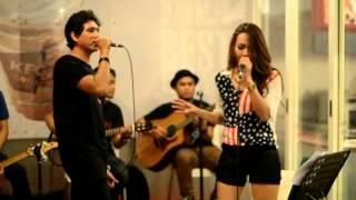 Seperti yang kau minta - Chrisye (cover version) Melody Band feat Arda NAFF