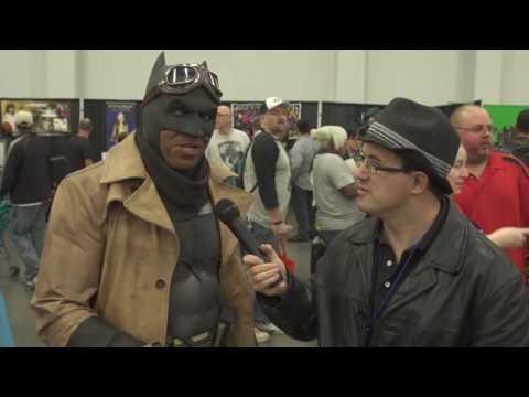 Indie Corner TV Episode 14 Nightmare Batman  Cosplay  2016