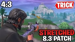 So you can gamble Fortnite after patch 8 3 Stretched!! | RealArmy