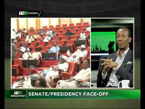Senate/Presidency Face-Off