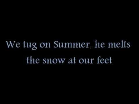 Клип Radical Face - Winter Is Coming