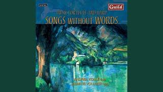 Lieder ohne Worte, Op. 102: No. 2 Adagio