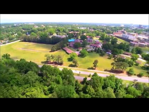 Drone Footage From Dorothea Dix, Raleigh, NC, April 29, 2016