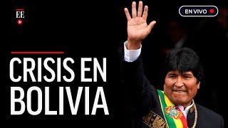 Crisis en Bolivia: ¿Qué sigue tras la renuncia de Evo Morales? | El Espectador