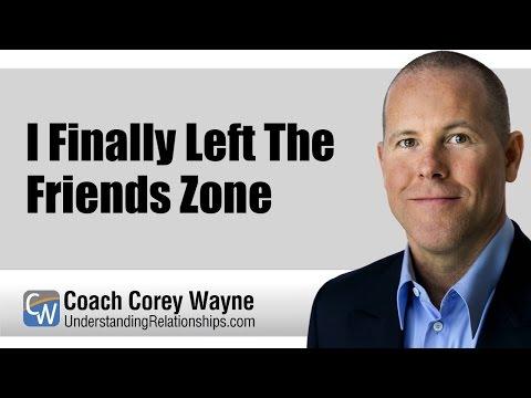 I Finally Left The Friends Zone