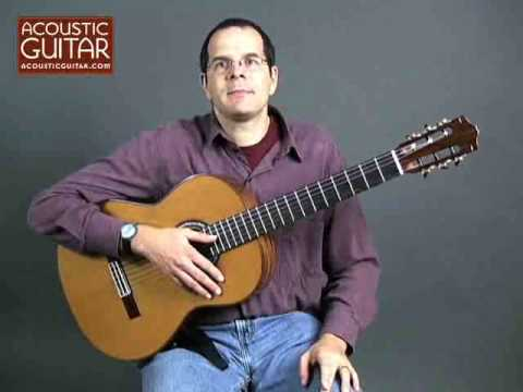 Acoustic Guitar Review - Cordoba C9 Classical Guitar Review