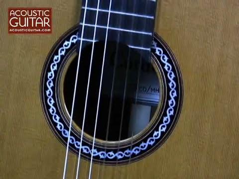 Acoustic Guitar Review - Cordoba C9 Classical Guitar Review