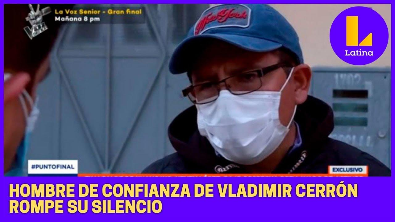 Download Hombre de confianza de Vladimir Cerrón rompe su silencio