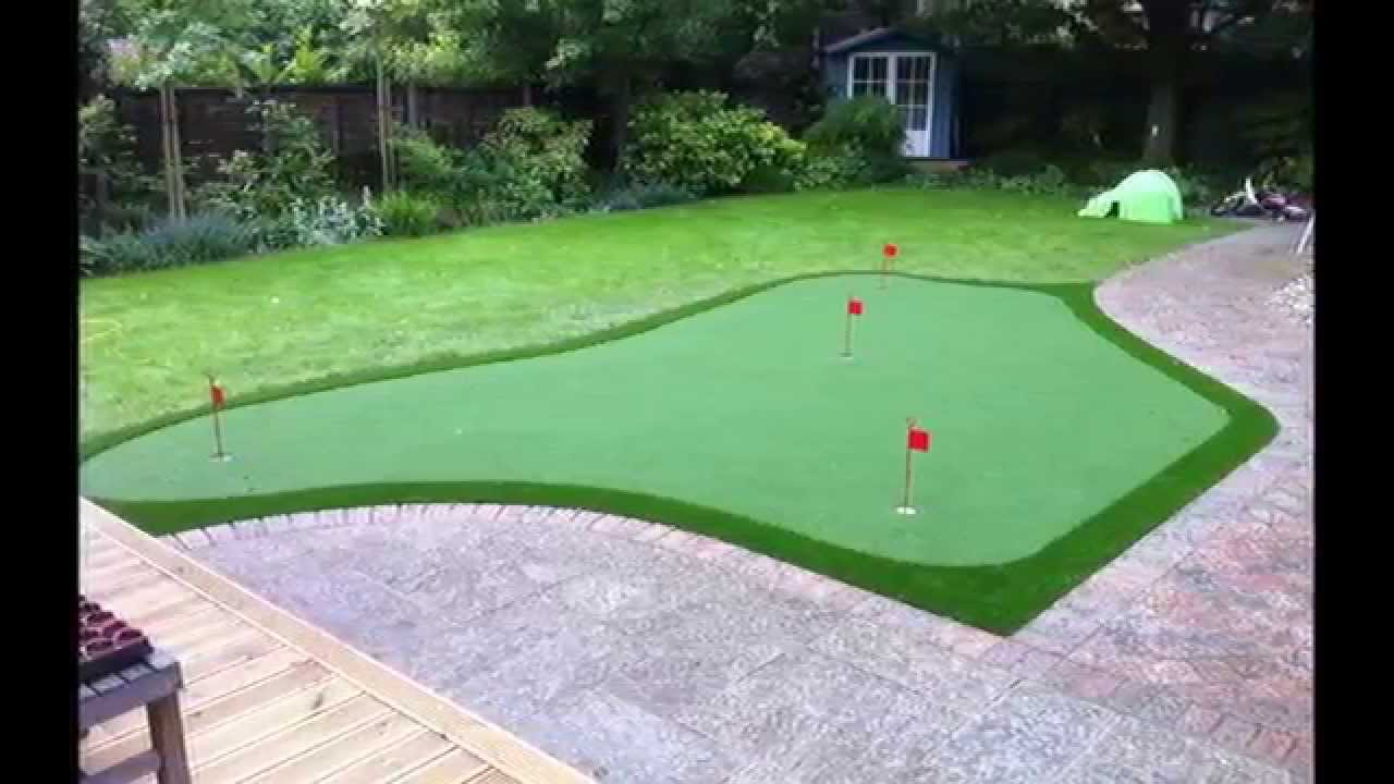 Artificial Gr Golf Putting Greens In The Uk You