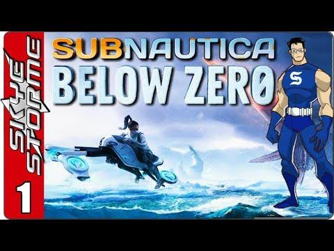 Subnautica: Below Zero Ep  ► A NEW ADVENTURE BEGINS! ◀  New Survival Strategy Game