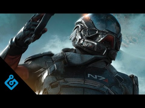 Exclusive Mass Effect Andromeda Impressions