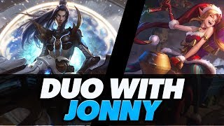 C9 Sneaky | DUO WITH JONNY