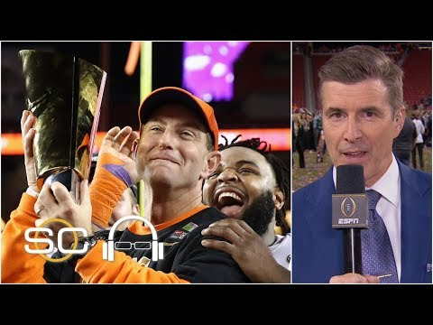 Clemson became 'premier program' in college football – Rece Davis | SC with SVP