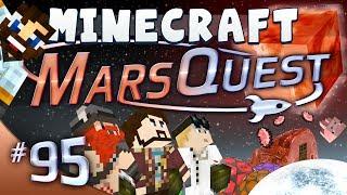Minecraft - MarsQuest 95 - Charlie Dimmock
