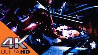 Железный Человек Пытается Спасти Пеппер ★ Железный Человек 3 (2012)
