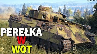 PEREŁKA W WOT - Pz.Kpfw. V/IV - World of Tanks