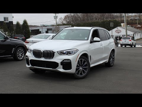 2019 BMW X5 XDrive50i M Sport: In Depth First Person Look
