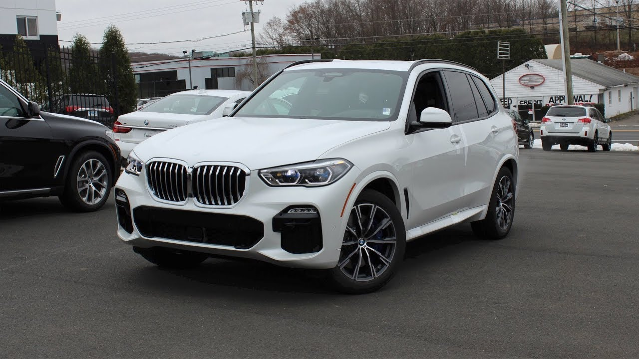 2019 BMW X5 xDrive50i M Sport: In Depth First Person Look ...