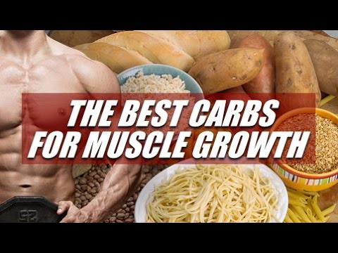 The Best Bodybuilding Carbs Sources For Muscle Growth