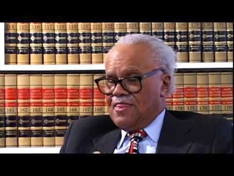Oral history interview with civil rights attorney William T. Mason, 2008 Mar 5 (part 1)