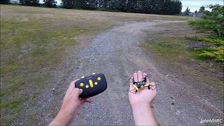 exclusive Black Syma X20 from Tenergy, Flying Review ONLY and GIVEAWAY!