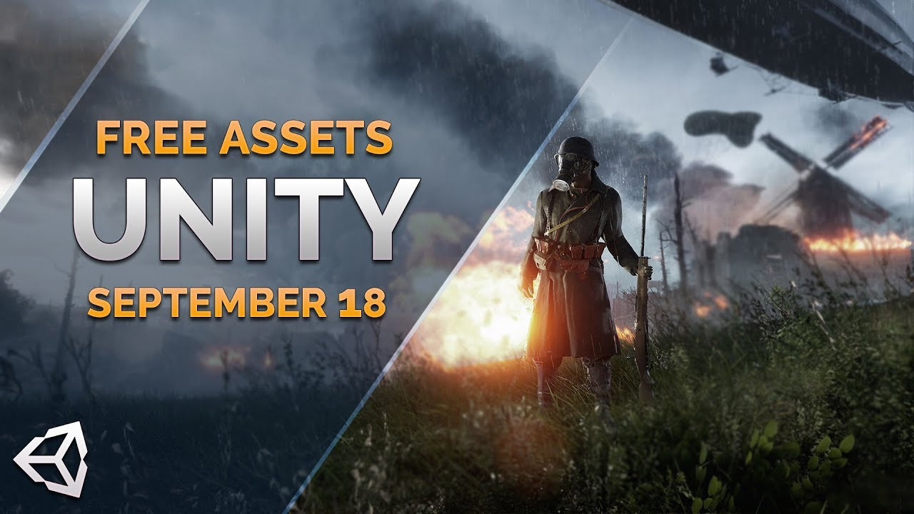 how to get free assets in unity