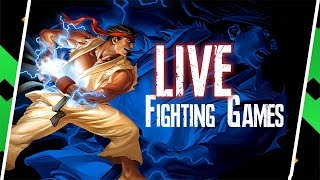 Live - Fighting Games Xbox 360