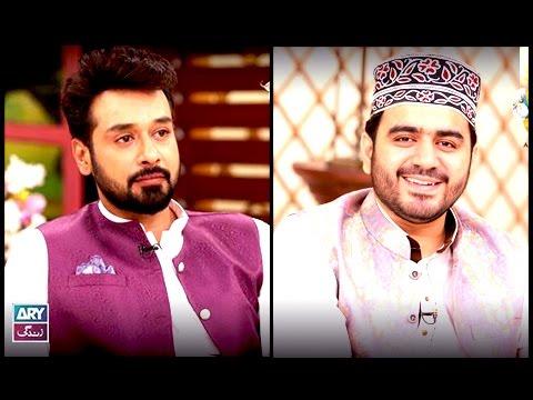 """Naat """"Salla Alaika Ya Rasool Allah"""" by Muhammad Khawar"""