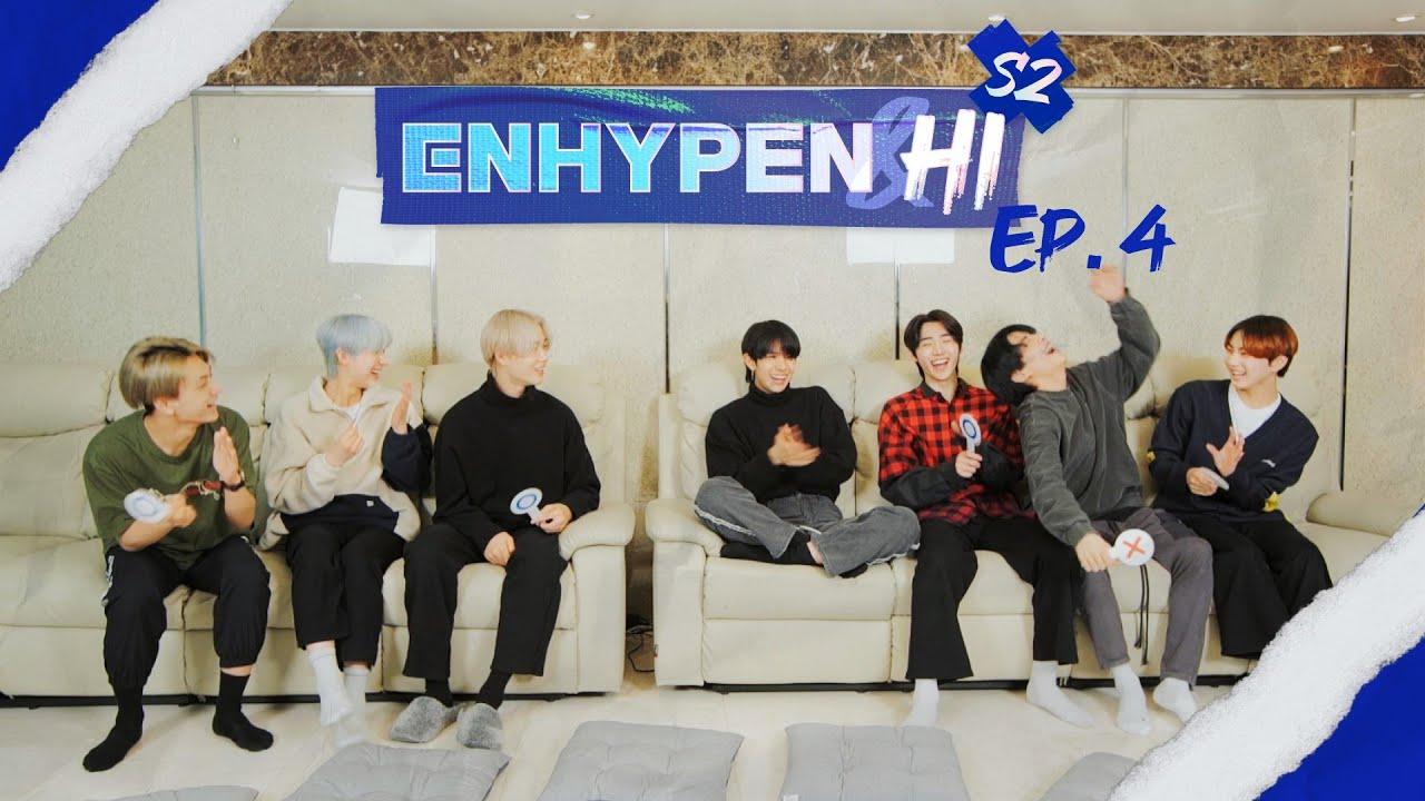 Download ENHYPEN (엔하이픈) 'ENHYPEN&Hi' Season 2 EP.4