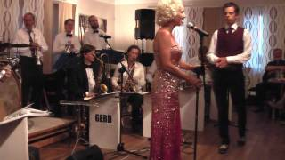 Ten Cents A Dance- Carling Big Band at Falsterbo jazzklubb