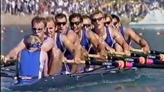 Mens eights final Sydney 2000 olympic regatta.mpeg