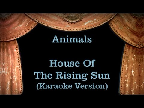 Animals House Of The Rising Sun Lyrics Karaoke Version Youtube,Leonardo Dicaprio Movies And Tv Shows
