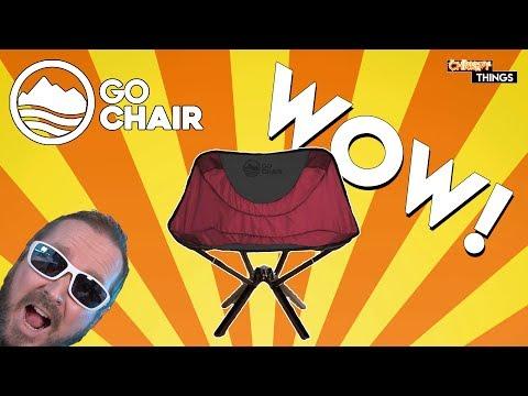 GO CHAIR: Next Gen PORTABLE Chair? להורדה
