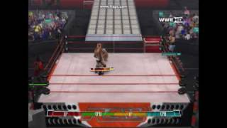 WWE Raw 2010 pc game