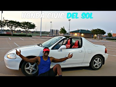 The ULTIMATE Honda Del Sol Review