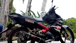Yamaha 135LC Extreme Spirit 2011 [ with NOB1  Exhaust ]