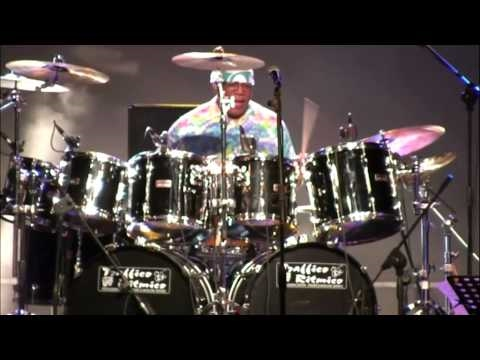 Billy Cobham -Mirage- Live EJE 2010 Jazz' in San Sperate