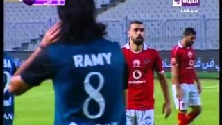 الهدف الأول للنادي الأهلي 1 انبي 0 السعيد 15 ابريل 2016
