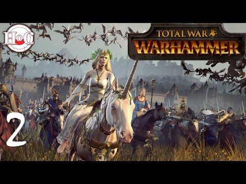 Total War Warhammer - Bretonnia - Fay...