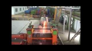Azerbaijan - 11 Stand Continuous Hot Rolling Mill Plant