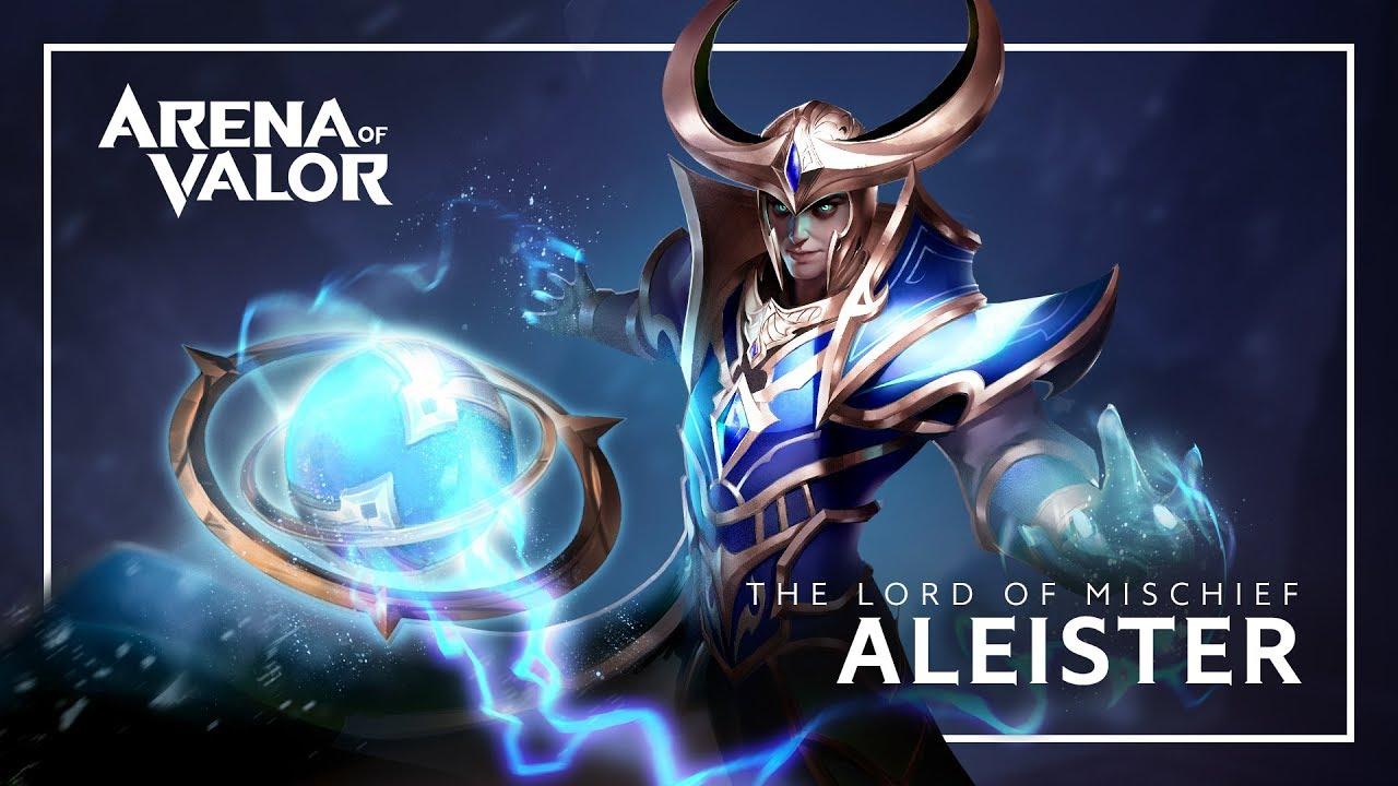 Aleister Herospotlight Aovnewhero