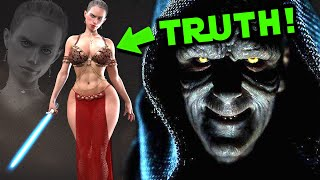 The Disgusting Love Life of Palpatine, and Rey's Grandmother | Star Wars Theory