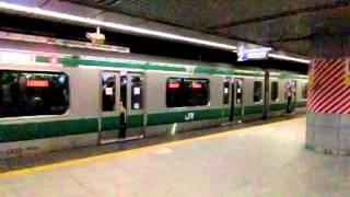 品川シーサイド駅1番線発車メロディ