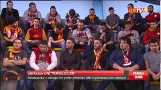 GSTV | Parçalı Sevda - ultrAslan Üni. Temsilcileri