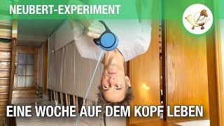 Das Neubert-Experiment – Eine Woche kopfüber leben