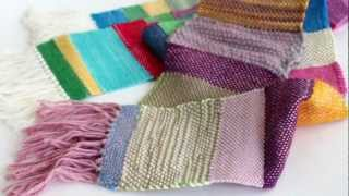 Rigid Heddle Weaving with Angela Tong on Craftsy.com