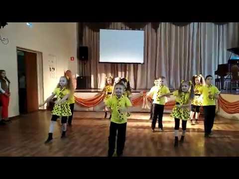 Танец Нано техно