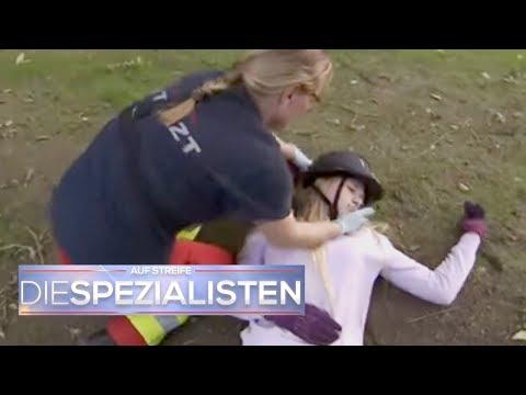 Nach Ausritt: Junge Reiterin (12) vermisst!   Auf Streife   SAT.1 TV