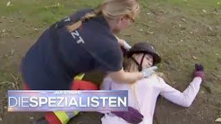 Nach Ausritt: Junge Reiterin (12) vermisst! | Auf Streife | SAT.1 TV