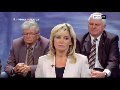 Seimo rinkimai 2016. Kandidatė į Seimą apsijuokė: nesuprato, apie ką kalba?